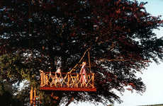 Arboreal Balconies