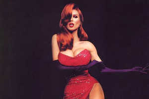 Sexy Jessica Rabbit Revived By Jessica Biel on SNL