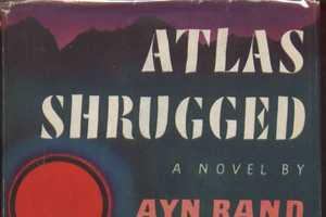 Vintage Books by Ayn Rand Surge in Popularity Thanks to Recession