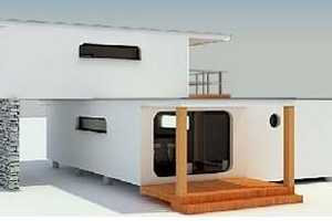 'Module-Home' Architecture Has Solar Panels and Water Saving Systems