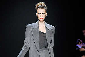 Costume National Takes a Trashy Look And Makes It Office-OK
