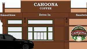 'Cahoona Coffee' Is Germany's First Coffee Drive-Through