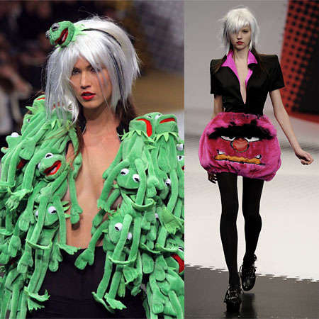 Muppet-Inspired Fashion