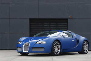 Bugatti Celebrates 100 Years With Veyron