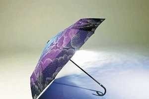 Umbrellas Are Once Again Becoming Fashion Statements