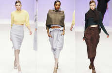 Belly Buttons Make Appearance in Multiple Designer Collections