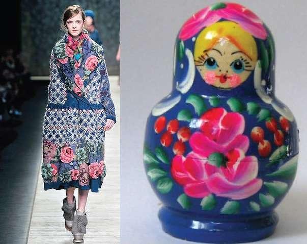 Matryoshka Couture