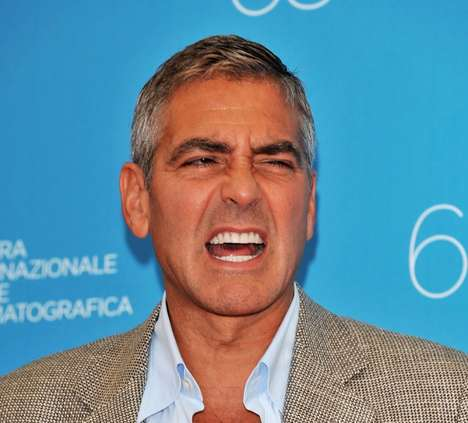 Cooking With Celebrity Sweat - When PETA Cooks, You Get Clofu: George-Clooney Flavored Tofu