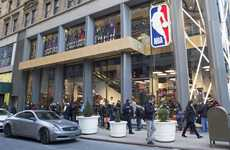 Sensory-Inclusive Stores - The Autism-Friendly NBA Store Brings Stadium Experiences to All Fans