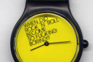 Are Message Watches the Statement Tee of 2009?