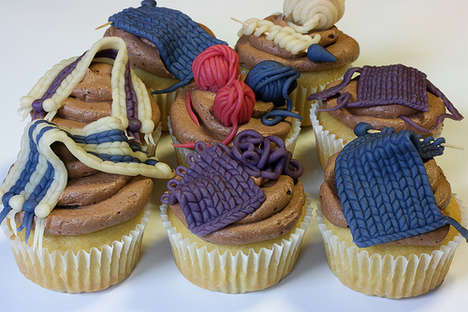Edible Knitting