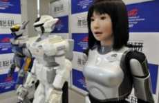 Human-Like Robots Compensate for Increasing Elderly Population