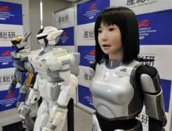75 Robots With Human Jobs