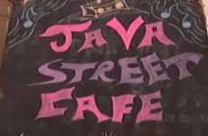 Crowdsourced Coffee Prices - Java Street Cafe Lets Customers Pay What They Think is Fair