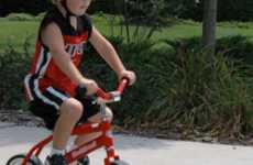 Toddler 'Toot Scoot' Makes Learning to Ride a Bike Easy