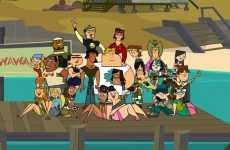 Reality Show Cartoons