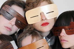 Slanties Makes Handcrafted Wooden Eyewear to Last Centuries