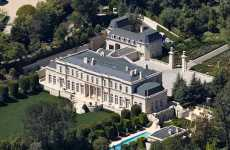 Divalicious Domestic Digs -  $125 Million 'Fleur De Lys' Mansion Bought By Mariah Carey