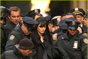 Angelina Jolie Arrested During Filming of