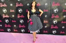 Celebs Flock to Malibu to Honor Barbie's 50th