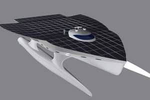 'PlanetSolar' Circles Globe With Photovoltaic Power