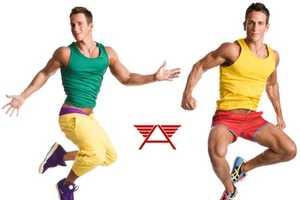 Jumping LASC Ads by Bradford Rogne