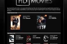 HD Movies on Demand