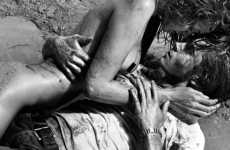 Controversial Teen Stars - Zac Efron Gets Dirty With Naked Model in Interview Magazine