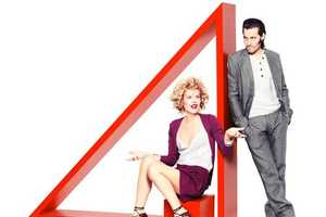 H & M Gets Geeky in S/S '09 Ads