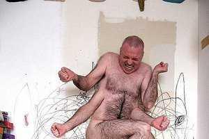 Benoit David Adds Rolls of Flab and Limbs to His Photos
