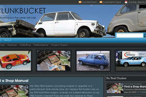 ClunkBucket Helps You Fix, Find and Feature Your Hooptie