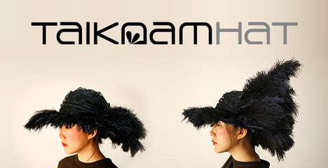 Hair-Raising Headwear