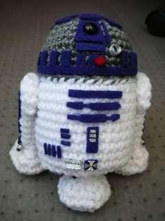Sci-Fi Knitting