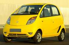$2,000 Cars - 'TaTa Nano', Cheapest Car Ever, Couldn't Come at a Better Time (UPDATE)