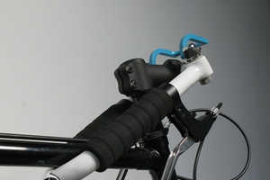 'Retrofit Folding Handlebars' Folds Away for Storage