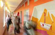Creative School Designs - Colorful Educational Environments to Nurture Developing Minds