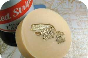 The Beer Soap Company Let's You Bubble Up With Lager