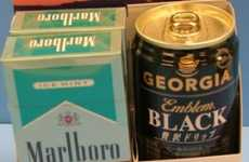 Marlboro and Georgia Coffee Ask: 40 Cigarettes With Your Coffee Anyone?