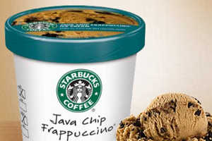 Starbucks Launches Super-Premium Ice Cream