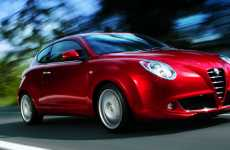 Dual-Clutch Eco Autos - Fiat Debuts All-New Transmission in Alfa Romeo MiTo Hatchback (UPDATE)