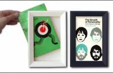 Framed Books as Home Decor - 'Totally Novel Picturebook Frame' Lets You Display Your Fave Paperback