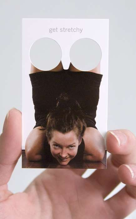 Interactive Fitness Cards