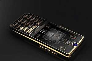 'Ulysse Nardin Chairman' Smart Phone Unlocks Via Fingerprint