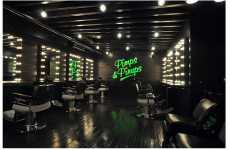 Retro Hollywood Salons