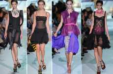 Sheer Summer Fashions - Spice Up Your Wardrobe With These Breezy Looks