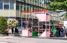 Community-Enhancing Modular Spaces - Fiona Hartley and Ellie Fox Johnson Make Croydon More Sociable