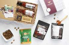 Social Good-Oriented Gift Boxes - Packed with Purpose Offers Consumers Ethical Artisan Gift Boxes