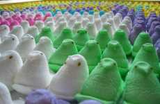 Cult Marshmallow Lessons - A Sneak Peak Into the Peeps Factory Before Easter