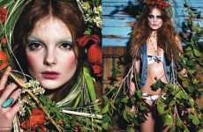Floral Spring Editorials
