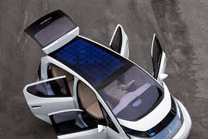 The Bluecar by Pininfarina and Bollore Powered by Supercapacitor